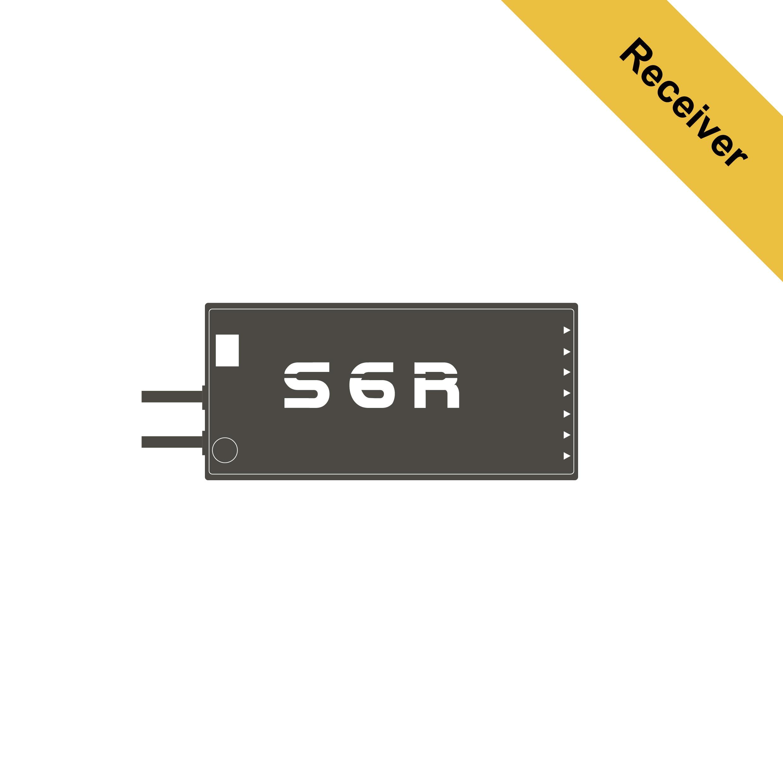 S6R - FrSky - Lets you set the limits