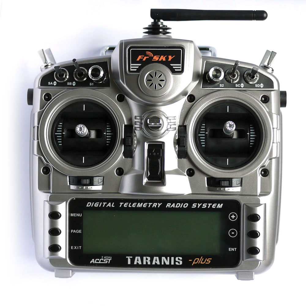 FrSky X9D Taranis Plus