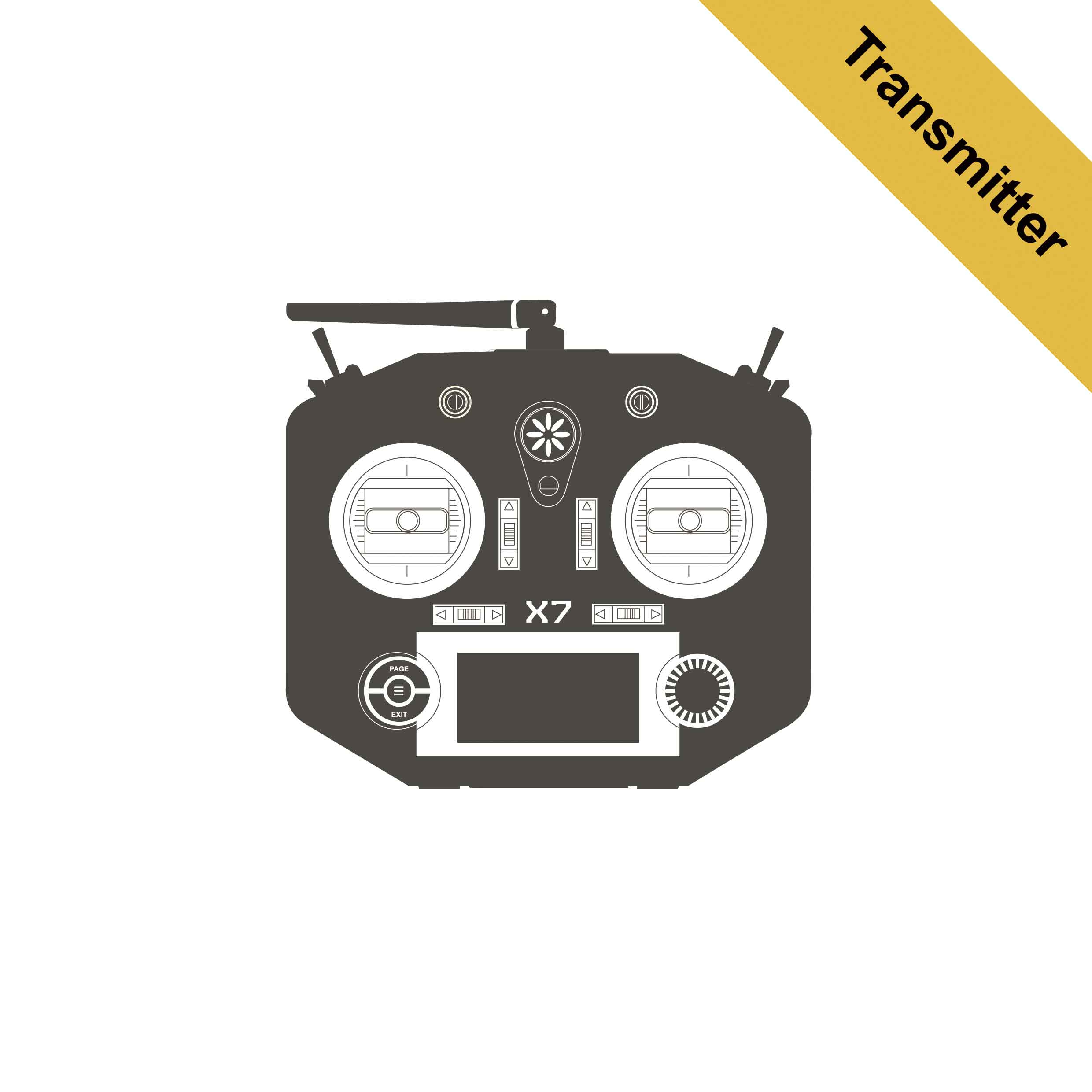 Taranis Q X7 - FrSky - Lets you set the limits