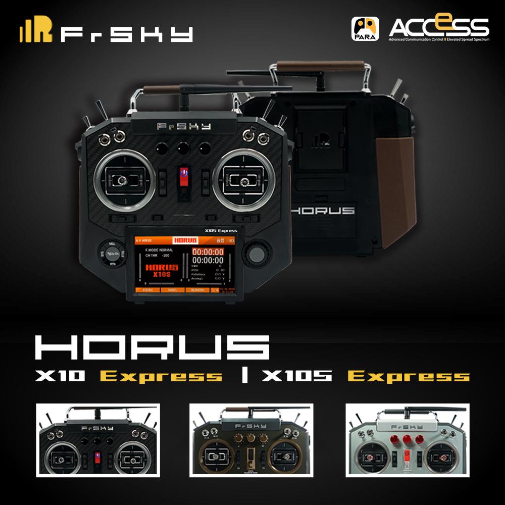 FrSky Horus X10 Express & X10S Express ACCESS Transmitters