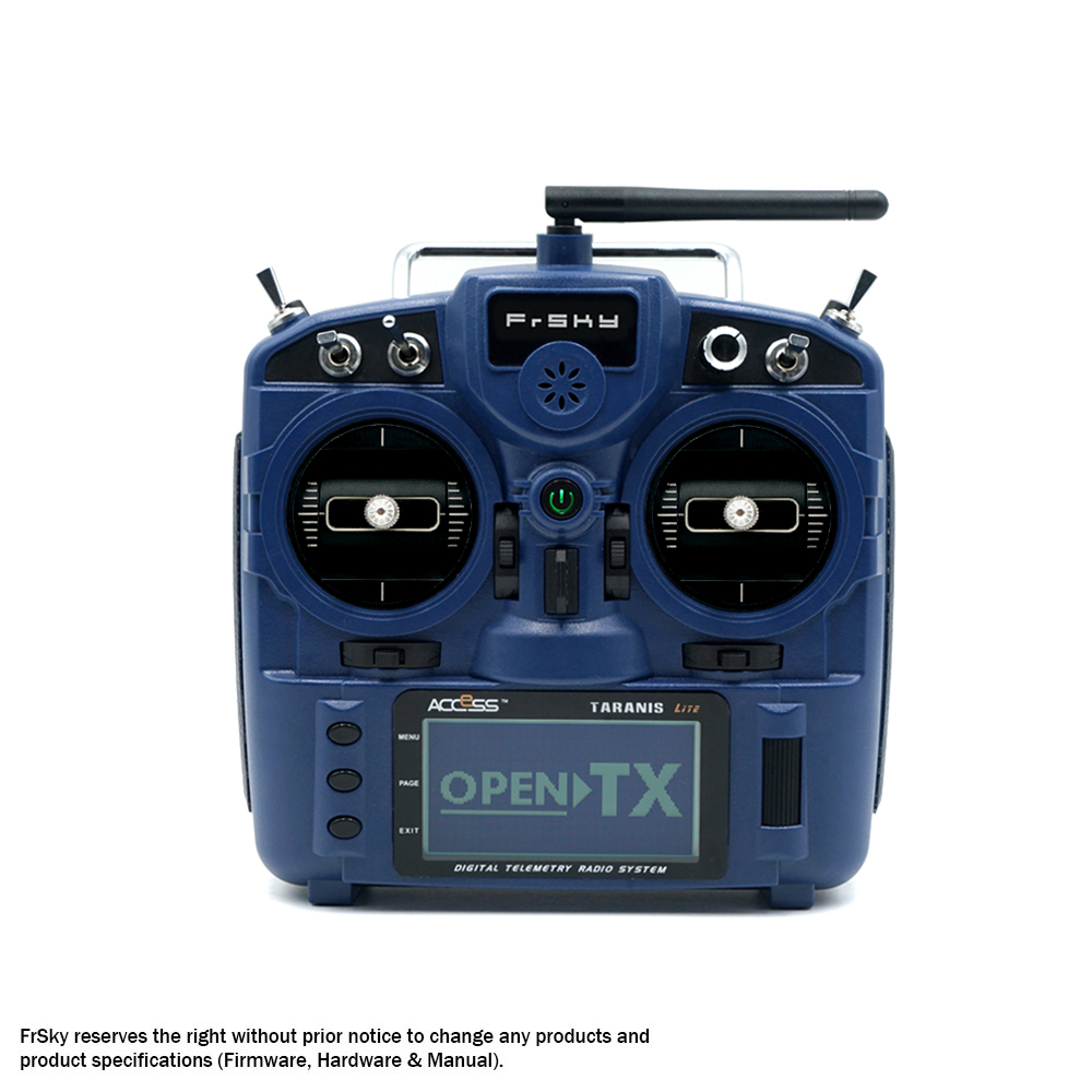 Frsky Taranis X9 Lite S Transmitter And Neuron 40s 60s Esc Release Frsky Lets You Set The Limits